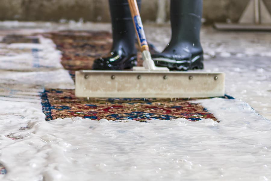 The Importance of Cleaning Your Rug