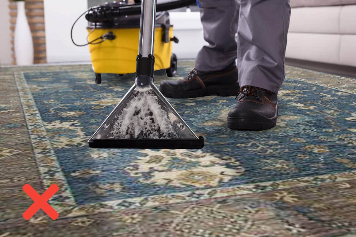 How Carpet Cleaners Could Damage Your Rug?