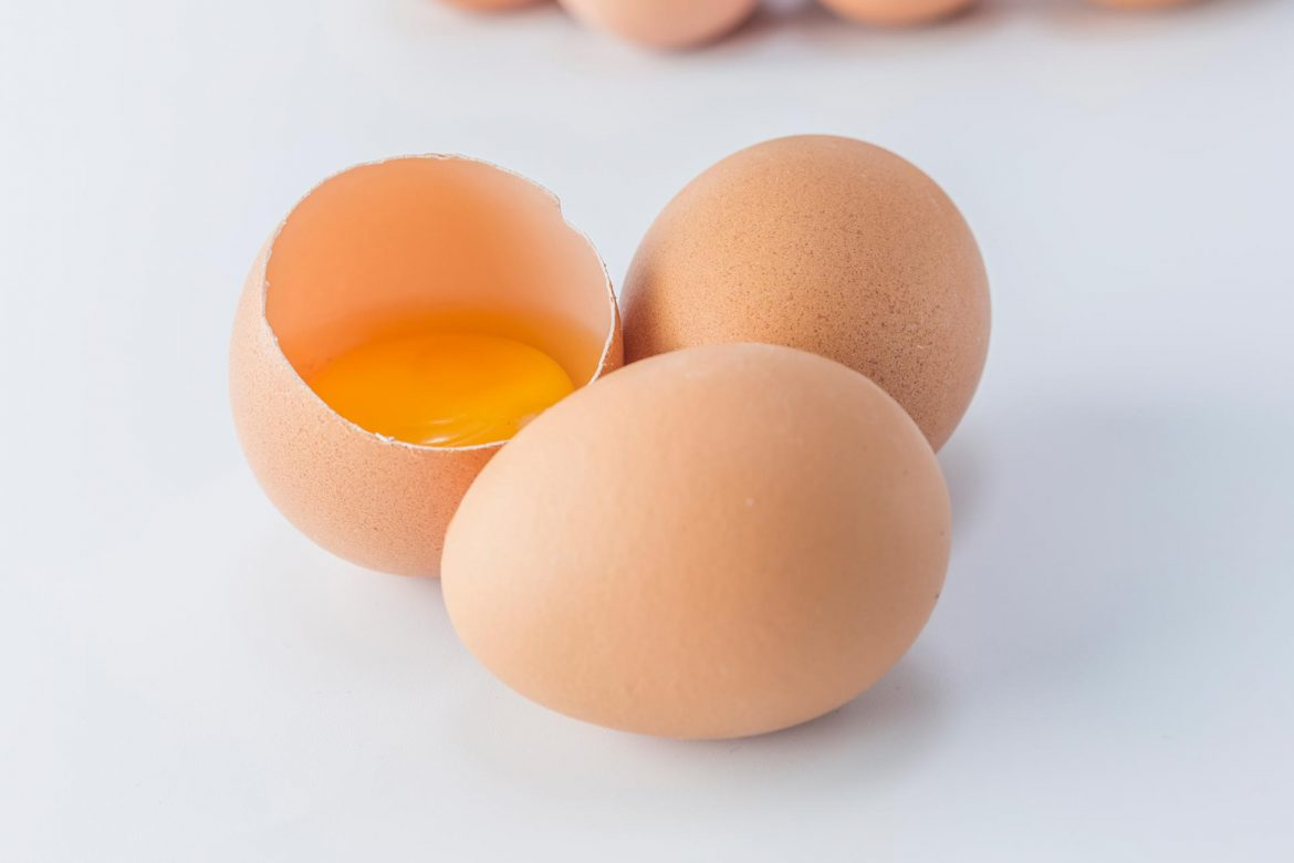 STAIN REMOVAL GUIDE: Eggs