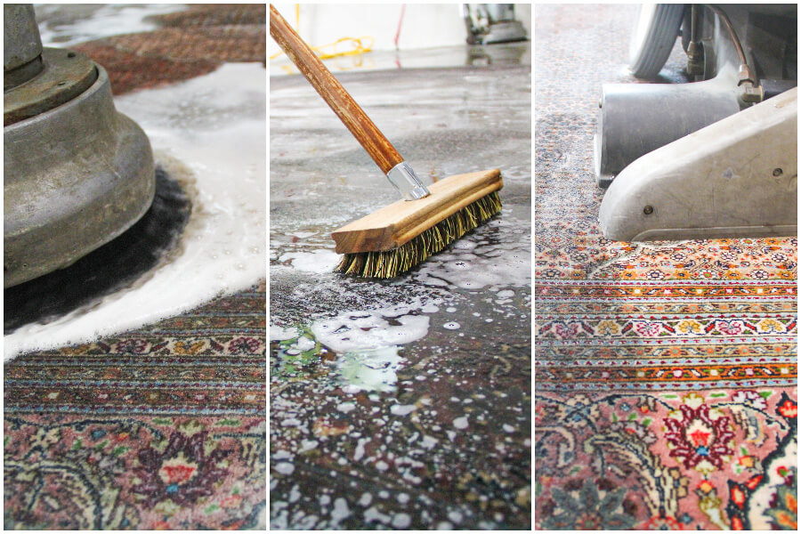 How to Make Your Area Rugs Last Forever by Cleaning