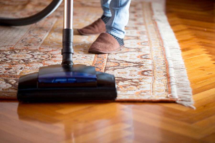 Rug Vacuum Cleaning