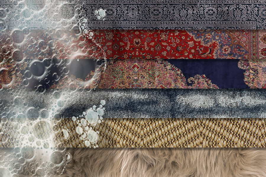 Ultimate Rug Cleaning guide for each type and material