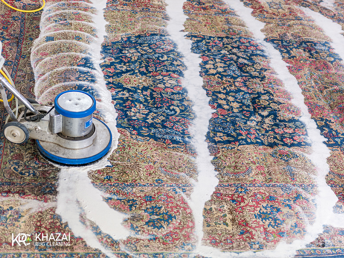 The Tried and True Frequency of Professional Rug Cleaning