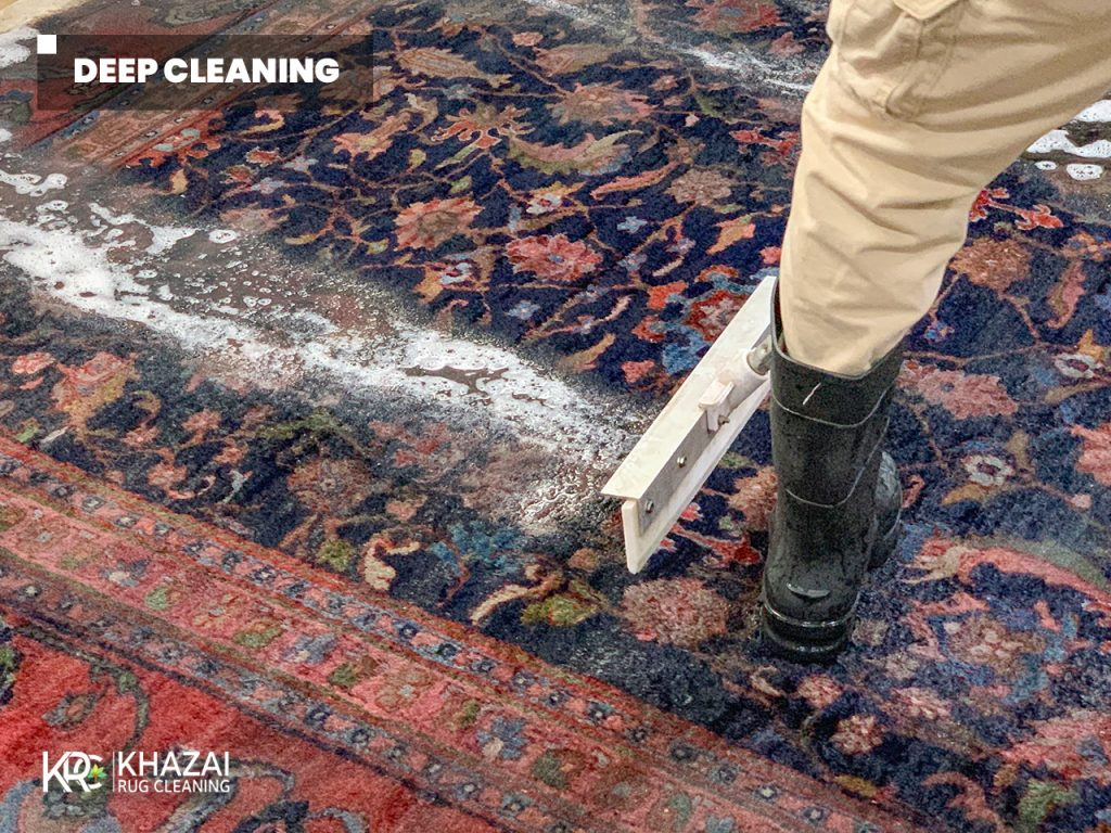 Professional Rug Cleaning