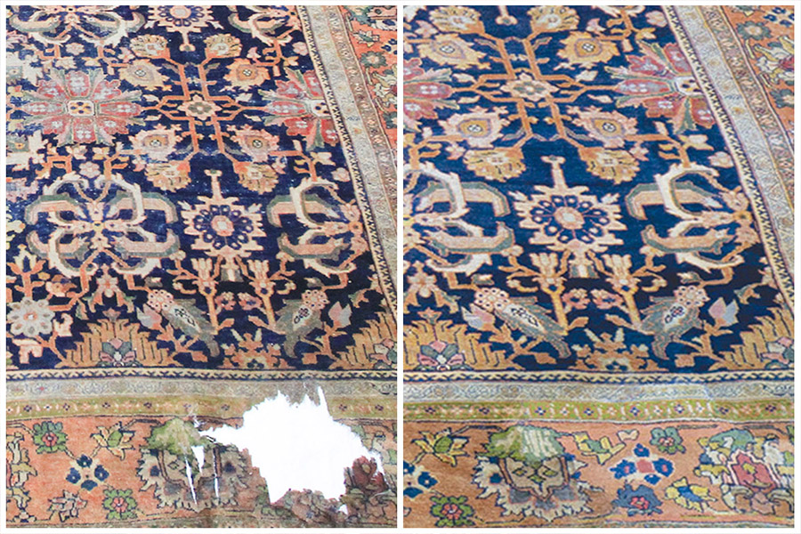 With Professional Rug Restoration, Your Area Rug Is Magically Revived